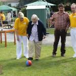 Sport- und Spielrunden im Altenheim Landhaus Lohne