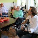 Sing- und Lesekreise im Altenheim