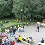 Gartenfest im Landhaus Lohne