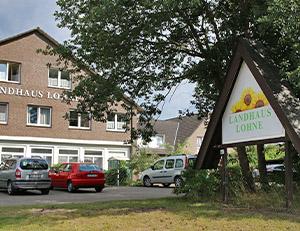 Alten- und Pflegeheim Landhaus Lohne im Oldenburger Münsterland im Landkreis Vechta