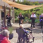 Pflegeheim Landhaus Lohne - Klönnachmittag
